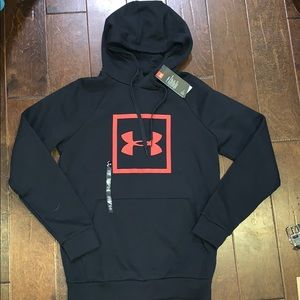 Under Armour hooded sweater